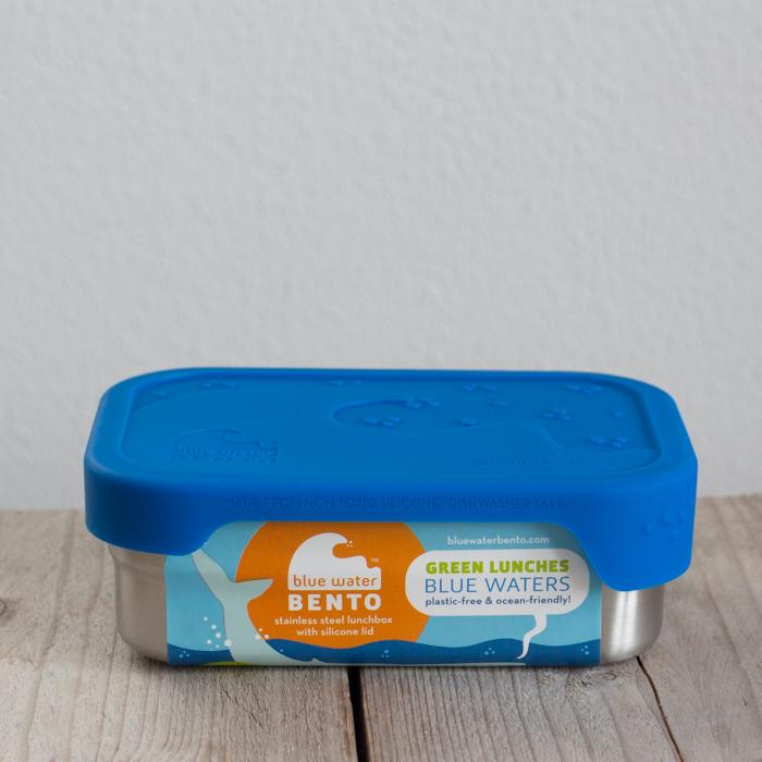 ECOlunchbox Splash Box lekdichte lunchtrommel broodtrommel meenemen roestvrij staal bpa-vrij duurzaam vaatwasser oven
