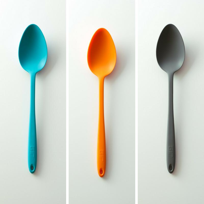 GIR Ultimate Spoon kopen siliconen opscheplepel grijs blauw oranje vaatwasser garantie