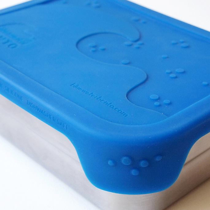 ECOlunchbox Splash Box lekdichte lunchtrommel broodtrommel meenemen roestvrij staal bpa-vrij duurzaam vaatwasser oven school kinderen