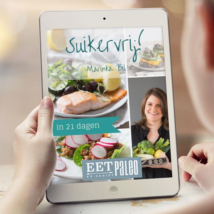 EetPaleo Suikervij - ebook