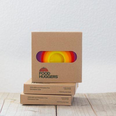 Food Huggers Autumn Harvest geel oranje rood paars