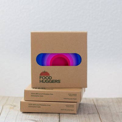 Food Huggers Bright Berry paars rood roze blauw