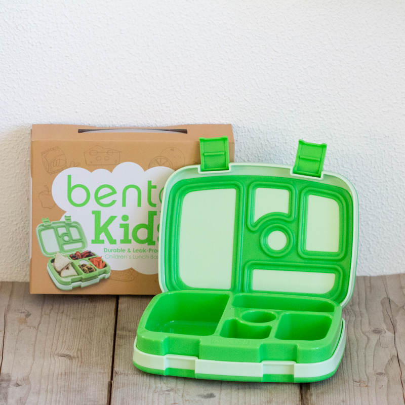Bentgo Kids lekvrije bentobox broodtrommel lunchtrommel voor kinderen school lunch