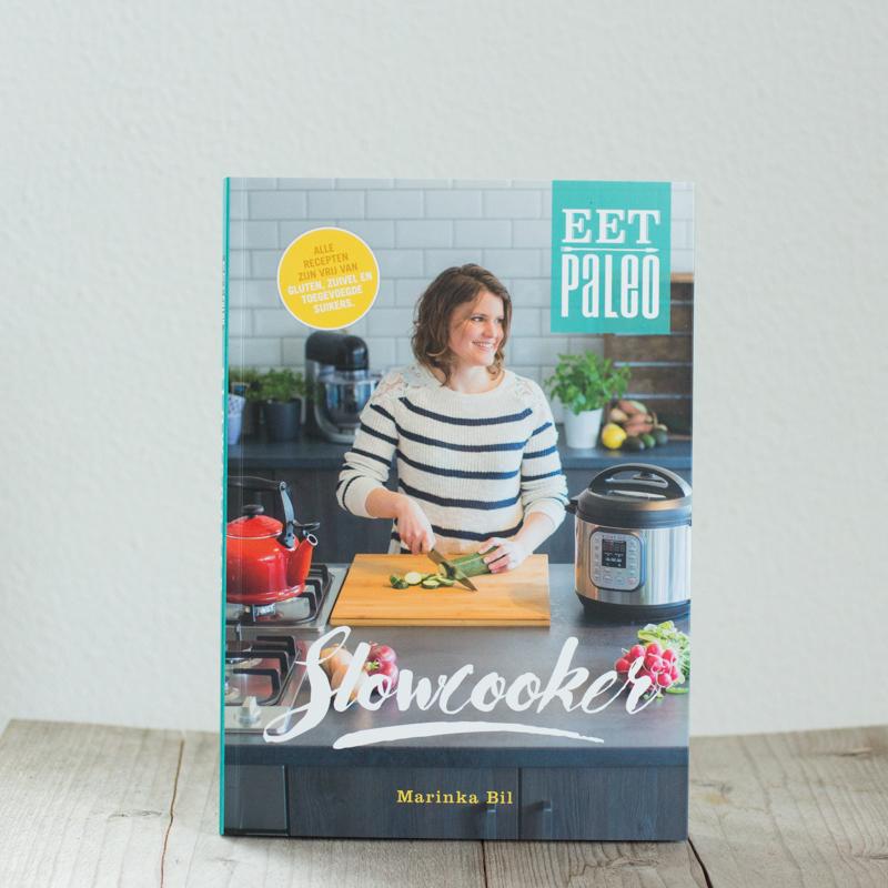 Paleo Slowcooker kookboek recepten instantpot crockpot makkelijk snel simpel glutenvrij lactosevrij suikervrij avondeten diner