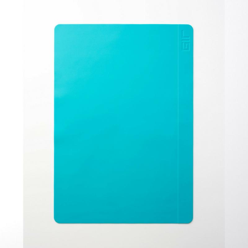 GIR siliconen bakmat blauw bpa-vrij vaatwasser in de oven hittebestending
