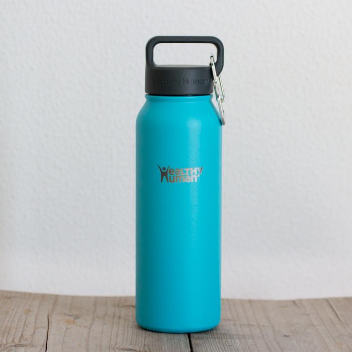Health Human Drinkfles 21oz Glacier blauw