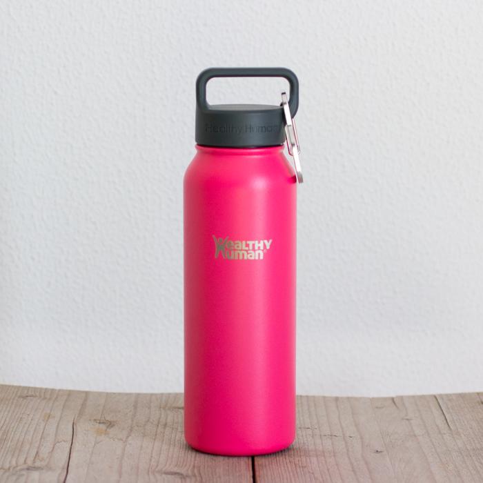 Health Human Drinkfles 21oz Hawaiian Pink