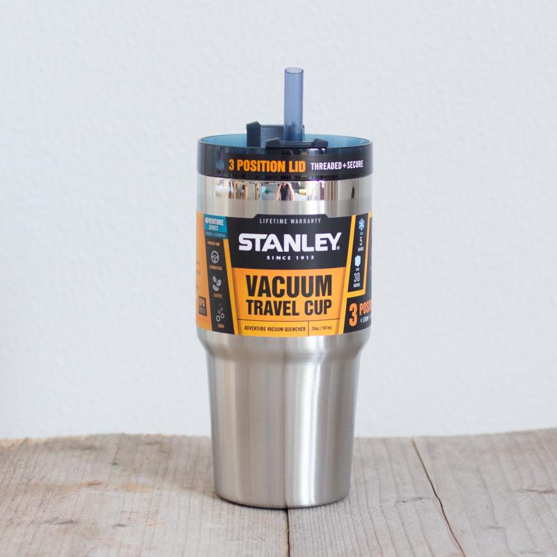 Stanley Adventure koffiebeker RVS