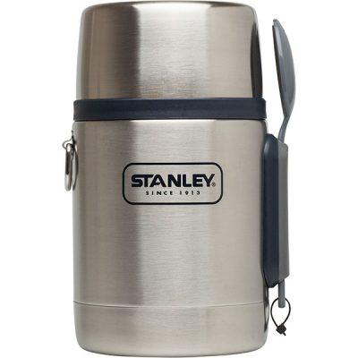 Stanley Adventure Vacuum Geïsoleerde Food Jar 532 ml met Spork thermos BPA-vrij RVS lekvrij lunch onderweg op reis