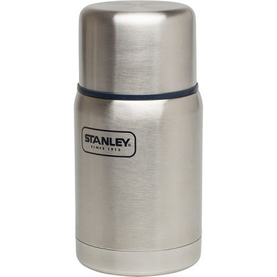 Stanley Adventure Vacuum Geïsoleerde Food Jar 709 ml RVS thermos BPA-vrij lekvrij lunch meenemen werk