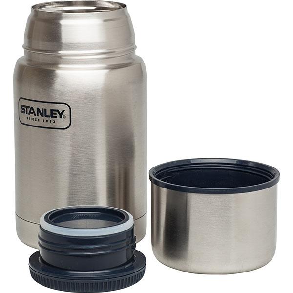 Stanley Adventure Vacuum Geïsoleerde Food Jar 709 ml RVS thermos BPA-vrij lekvrij soep meenemen werk