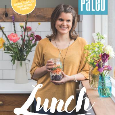 Paleo Lunch kookboek suikervrije, lactosevrije en glutenvrije lunch recepten meenemen werk school makkelijk simpel lunchtrommel bentobox