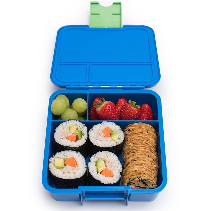 little lunch box dinosaurus bento lunchbox kopen. Black Bedroom Furniture Sets. Home Design Ideas