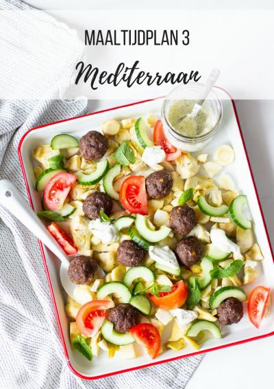 EetPaleo Mealprep maaltijdplannen zomer Paleo weekmenu recepten Italiaans mediterraan